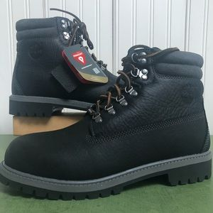 Timberland Premium Waterproof Full Grain Leather